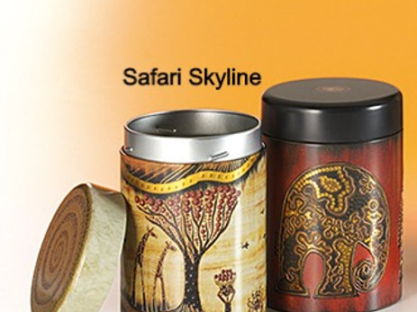 Cylinder Tin-Safari Skyline