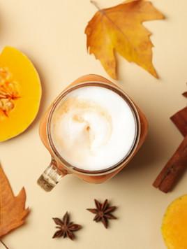Pumpkin Chai Latte`