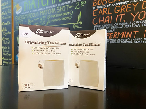 EZ Brew Small Tea Filters
