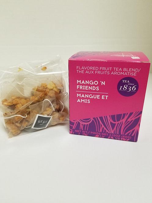 Mango & Friends Silk Bags