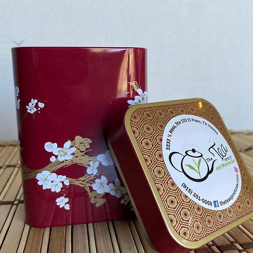 Square Tea Tins