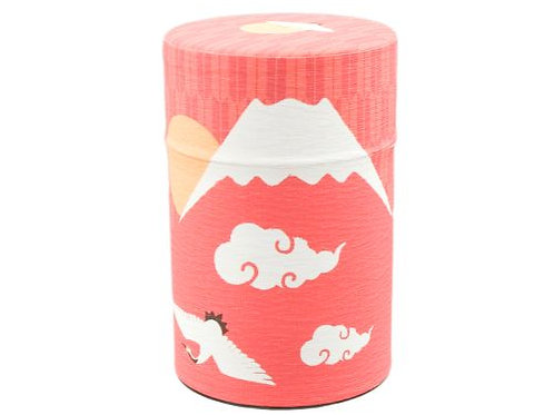 Japanese Silk- Mount Fuji
