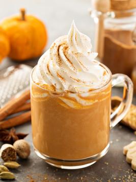 Pumpkin Spice Latte` II