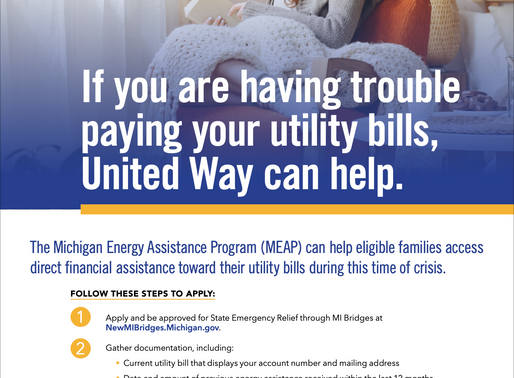 Need assistance with utility bills?