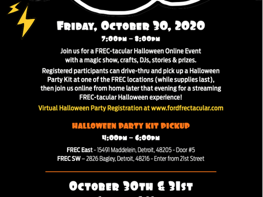 FREC Halloween Events