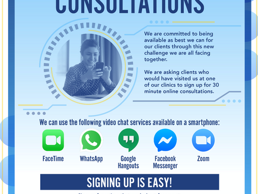 Online Legal Consultations