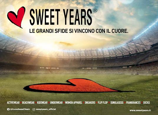 Sweet Years sulla Gazzetta dello Sport