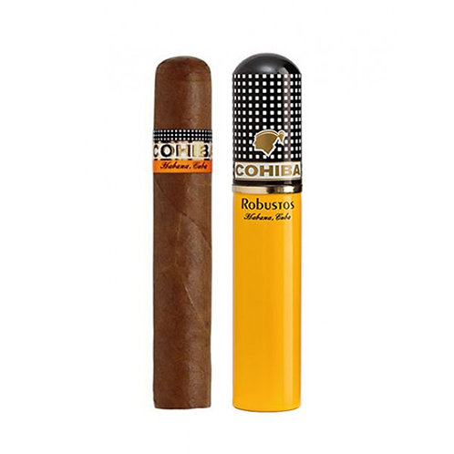 COHIBA ROBUSTOS (T/A) ( 3 / Pack )