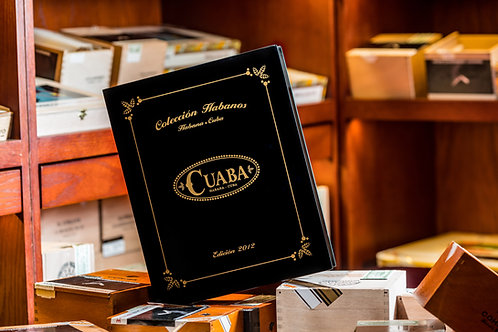 CUABA BARIAY BOOK 2012 (20 / Box)