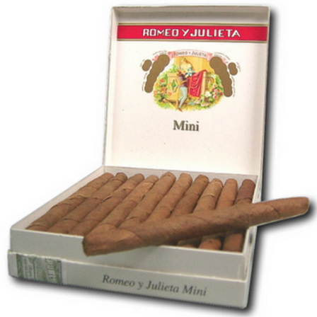 ROMEO Y JULIETA MINI 20 (20 / Pack) x 5s