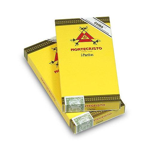 MONTECRISTO PURITOS 5 (5 / Pack) x 10s