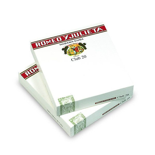 ROMEO Y JULIETA CLUB 20 (20 / Pack) x 5s