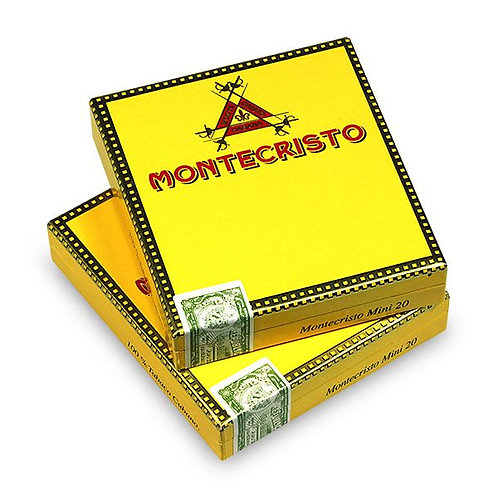 MONTECRISTO MINI 20 (20 / Pack) x 5s
