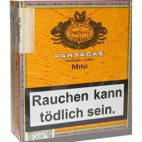 PARTAGAS MINI 20 (20 / Pack) x 5s