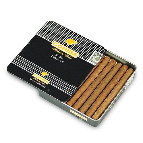 COHIBA MINI COLLECTION 5 TIN (20 / Pack) x 5s