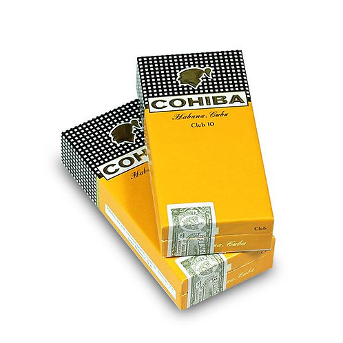 COHIBA CLUB 10 (10 / Pack) x 10s