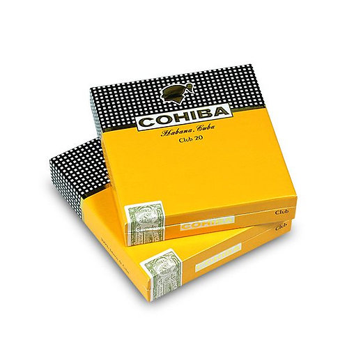 COHIBA CLUB 20 (20 / Pack) x 5s