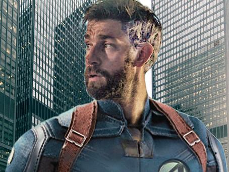 #SuperheroCasting: Fantastic Four