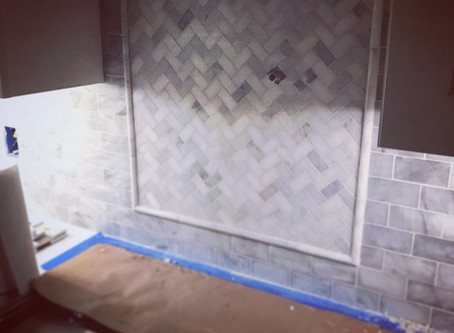 TILE WORK (Part 2)
