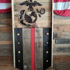 Marine NCO Shield