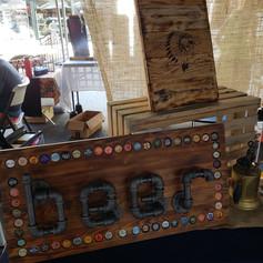 Gas Lamp Artisan Market CA.
