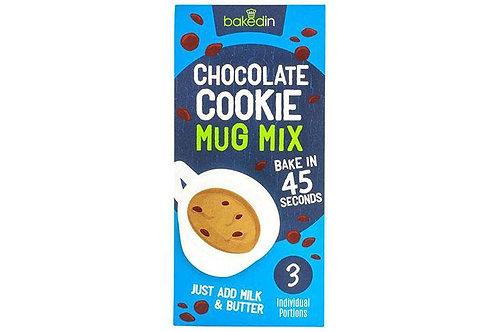 Chocolate Cookie Mug Mix Pack Of 3