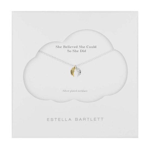 Estella Bartlett Wings Necklace