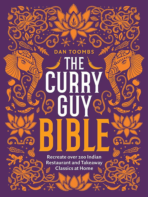 The Curry Guy Bible