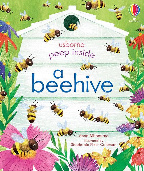 Peep Inside A Beehive Book