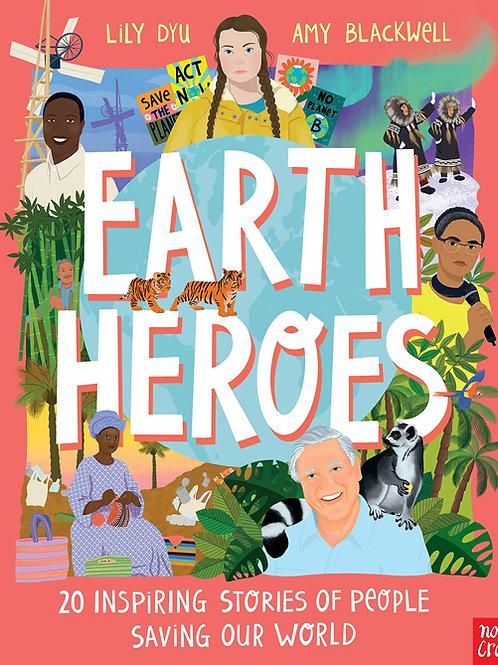 Earth Heroes Book