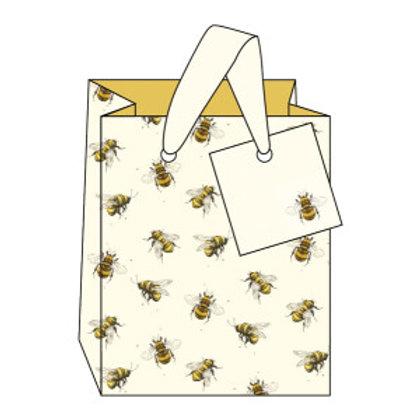 Bumble Bee Gift Bag Small