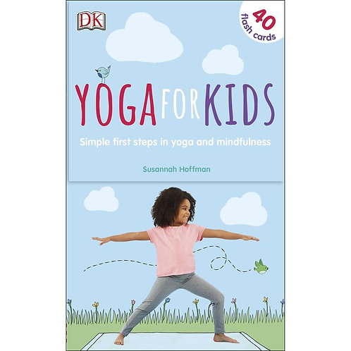 Yoga For Kids Cards