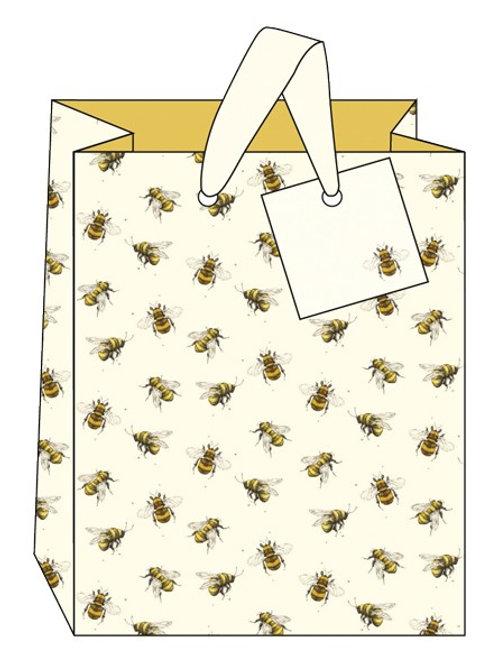 Bumble Bee Gift Bag Medium