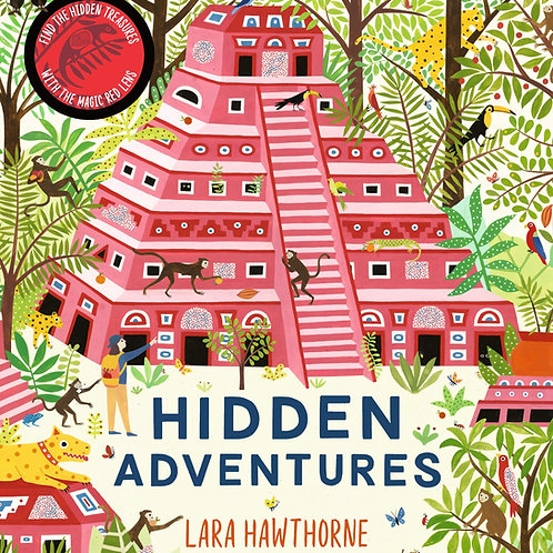 Hidden Adventures Book
