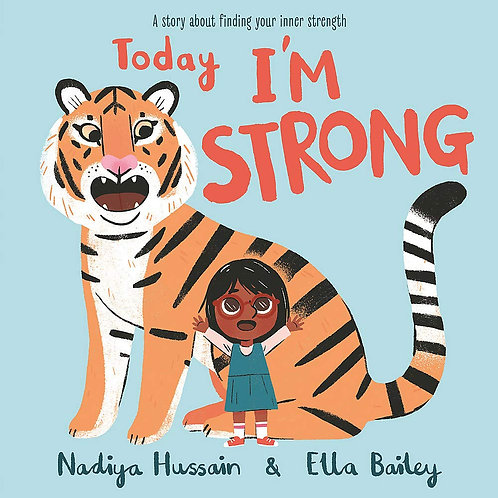 Today I'm Strong Book