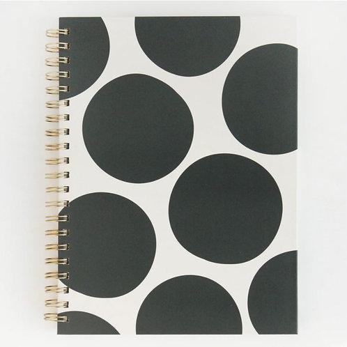 Caroline Gardner Spiral Bound Notebook