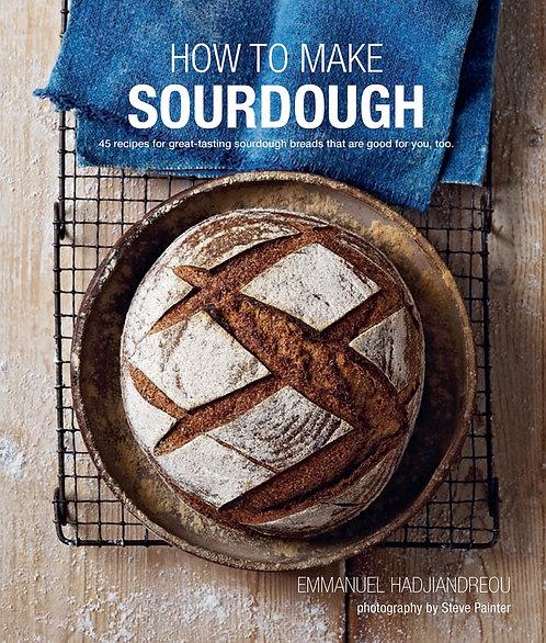 How To Make Sourdough Book