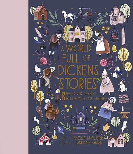 World Full Of Dickens Stories