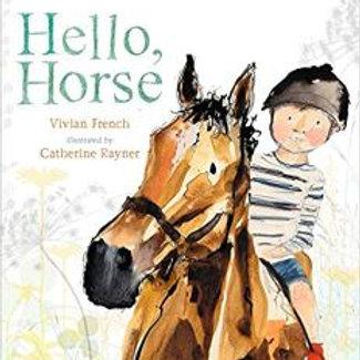 Hello Horse Book