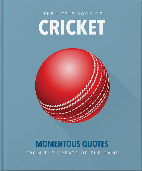 The Little Book Of Cricket