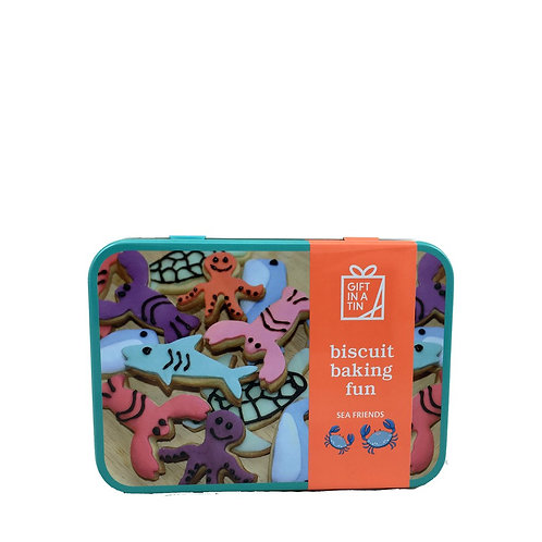 Biscuit Baking Fun Tin