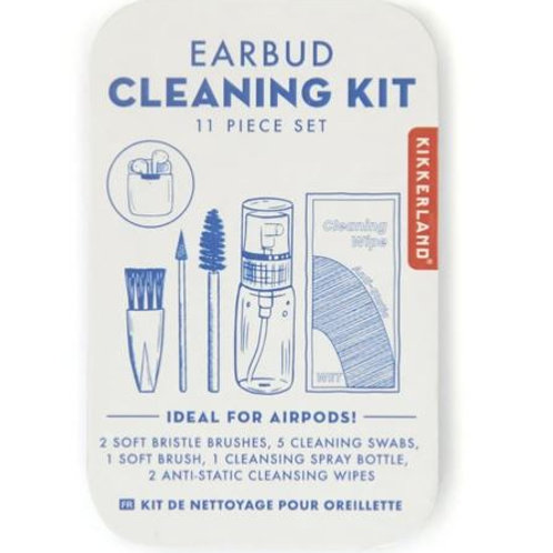 Earbud Cleaning Kit 11 Piece Set