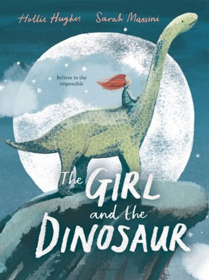 The Girl And The Dinosaur Book