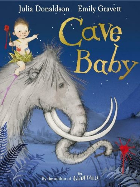 Book Cave Baby