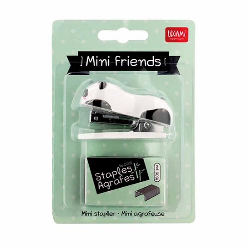 Panda Friends Mini Stapler