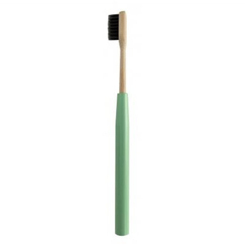 Adult Bamboo Green Toothbrush