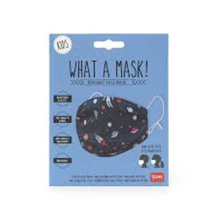 Face Mask For Kids Space