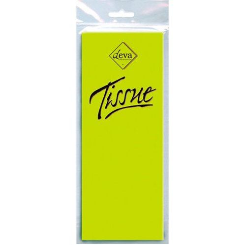 Lime Tissue Paper