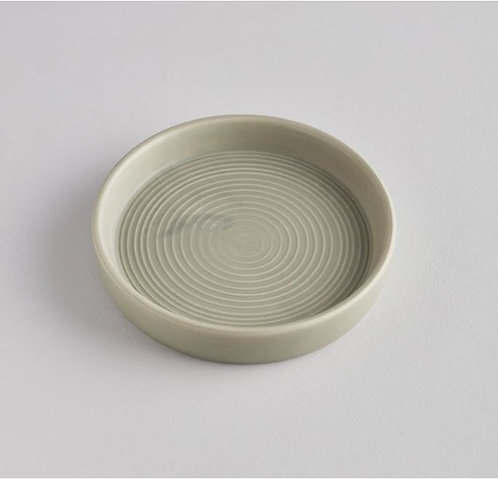 St Eval Small Sage Candle Plate