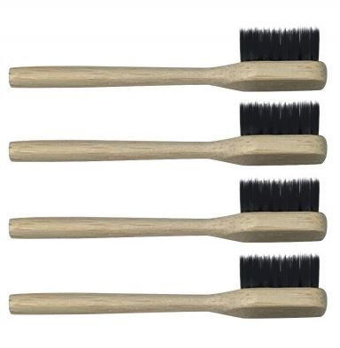 Spare Toothbrush Heads Soft Bristles Pack of 4